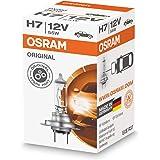 OSRAM 64210 Original Line 12V, H7, halogeen koplamp, kartonnen vouwdoos (1 lamp), oranje