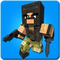Blocky Strike Pixel Shooting