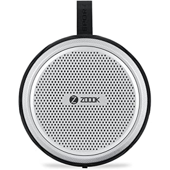 Zoook Zb-Cuppa Wireless Bluetooth Speaker for Mobiles & Tablets (Black)