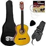 Mad About Guitare Espagnole Classique pour Enfant, Taille 3/4