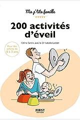200 activités d'éveil pour les 0-3 ans, 2e édition (Ma p'tite famille !) (French Edition) Formato Kindle