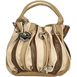 Chicca Borse Bag Borsa a Mano in Pelle Made in Italy 28x27x28 cm