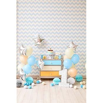 Mehofoto 1st Birthday Party Backdrop 7x5ft Girl S Amazon Co Uk
