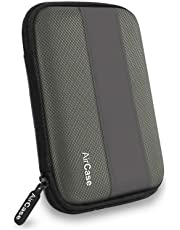 AirCase AP-HDC External Hard Drive Case for 2.5-Inch Hard Drive (Gray)