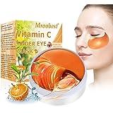 Maschera per gli occhi, Eye Mask, Eye Patch, Maschera d'occhio del collagene, Vitamine C Maschera Occhi, Idratante, Anti-rugh
