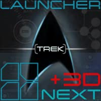 Trek: Next Launcher Theme +3D [Basic]