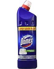 Domex Toilet Cleaner Active Green Formula (Kills Germs), 1 L (Super Saver Pack)
