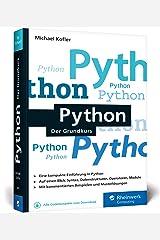 Python: Der Grundkurs Broschiert