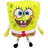Bob Esponja Normal Supersoft 30cm Muñeco Peluche Serie dibujos Spongebob TV