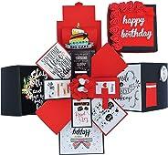 DecuT Multi Layered Handmade Explosion Box for Birthday Gift Box