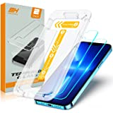 Cocoda [2021] Screen Protector Compatible with iPhone 13 Pro Max 6.7 Inch, [2 Pack] Bubble Free Installation Tray, 9H Hardnes