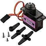 AZDelivery Servo MG90S Micro Servo Motor compatible con Arduino con E-Book incluido!