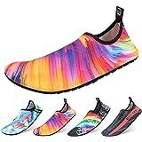 Padgene Water Shoes Socks Barefoot Skin Swim Shoes, Men Women Quick Dry Water Sport Shoes, Unisex Aqua Shoes for Swim Yoga Be