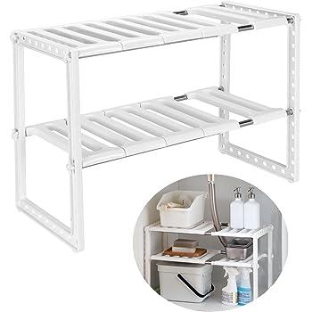 joyfamy ohne bohren k chenregal messerschlitze mit 2. Black Bedroom Furniture Sets. Home Design Ideas