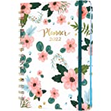 Amazon Brand - Eono 2022 Diary - A5 Week to View Diary Planner from January 2022 - December 2022, 21.5 x 15.5 x 1.5 cm