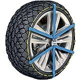 Michelin 008312 Catene Neve Easy Grip Evolution Gruppo, 12, Set di 2