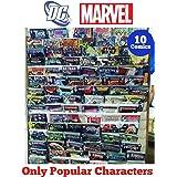 Marvel Comics | DC Comics | Pack of 10 Comics | All Famous and Popular Characters only | Spiderman Comics | Batman Comics | J