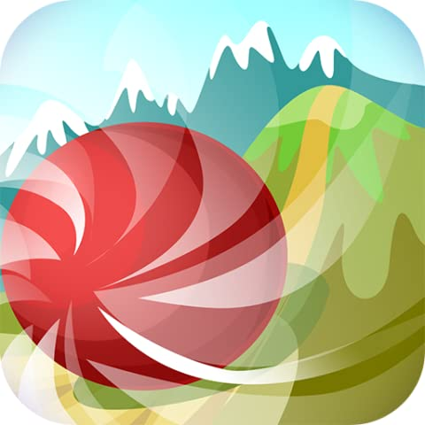 Downhill Ball 3D