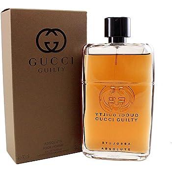 b8a4b93aa9 Gucci Gucci Guilty Absolute Pour Homme Eau de Parfum 90ml Spray For Him