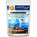 Boltz Fish Food for Growth & Health, Nutritionist Choice (400 GM)