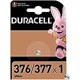 Duracell - 376/377, Batteria Bottone, 1.5V, Specialistica per Orologi, Confezione da 1, (SR66 / SR626 / V377 / V376 / SR626W