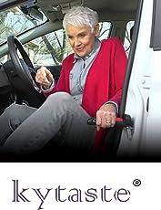 Cane Auto Handgreep Cane Handle Flashlight seat Belt Cutter Glass Breaker Mobility Standing Aid