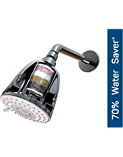 WaterScience CLEO SFM-419 Multi-Flow Shower Filter - with 70% Water Saving Mist Mode