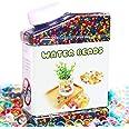 Mumoo Bear 9mm Crystal Colored soft crystal water paintball 20000Pieces gun bullet grow water beads grow balls water gun toy