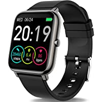Motast Smartwatch Orologio Fitness Uomo Donna Smart Watch Contapassi Cardiofrequenzimetro…