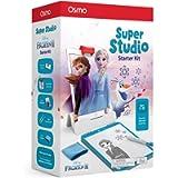 Osmo Super Studio Disney Frozen 2 Starter KitLearn to Draw Elsa, Anna, Olaf iPad Base IncludedAges 5 - 10+