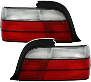 Ad Tuning Gmbh Co Kg 960015 Rückleuchten Set Rot Weiß Auto