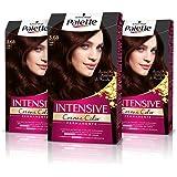 Palette Intense - Tono 3.68 Caoba - 2 uds - Coloración ...