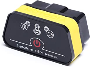 MotoDia iCar Fahrzeug-Diagnosegerät, Bluetooth, zum Auslesen & Löschen von Fehlercodes (für Android)