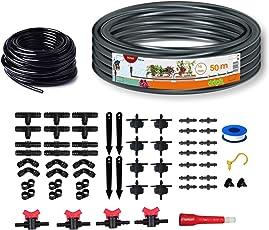Dripit™ Drip Irrigation Kit for Home Garden - 100 Plants