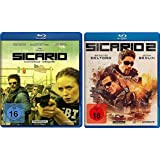 Sicario Teil 1+2 [Blu-ray Set]