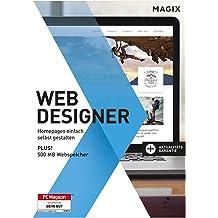 MAGIX Web Designer – 15 – Websites einfach selbst erstellen [Download]