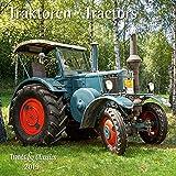 Traktoren - Kalender 2019 - DuMont-Verlag - Broschurkalender mit Poster und Platz zum Eintragen - 30 cm x 30 cm (offen 30 cm x 60 cm)