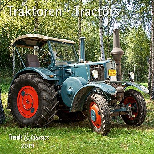Farmall M Diesel (Traktoren - Kalender 2019 - DuMont-Verlag - Broschurkalender mit Poster und Platz zum Eintragen - 30 cm x 30 cm (offen 30 cm x 60 cm))