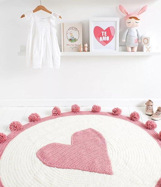 Kinderzimmer baby mädchen  Here&There Baby Teppich Matte Kinderteppich Kinderzimmer ...