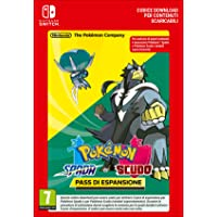 Pokémon Spada o Pokémon Scudo - Pass di espansione   Nintendo Switch - Codice download, 7 anni+
