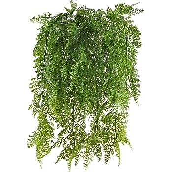 Vorcool piante sospese artificiali piante finte da esterno for Piante rampicanti finte