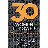 30 Women in Power: Their Voices, Their Stories
