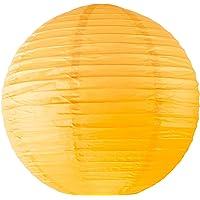 SKYLANTERN Boule Papier 40cm Orange