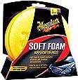Meguiars ME X3070 Soft Foam Applicator Pads Tampon Applicateur Mousse