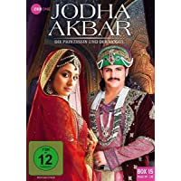 Jodha Akbar - Die Prinzessin und der Mogul (Box 15, Folge 197-210) [3 DVDs]