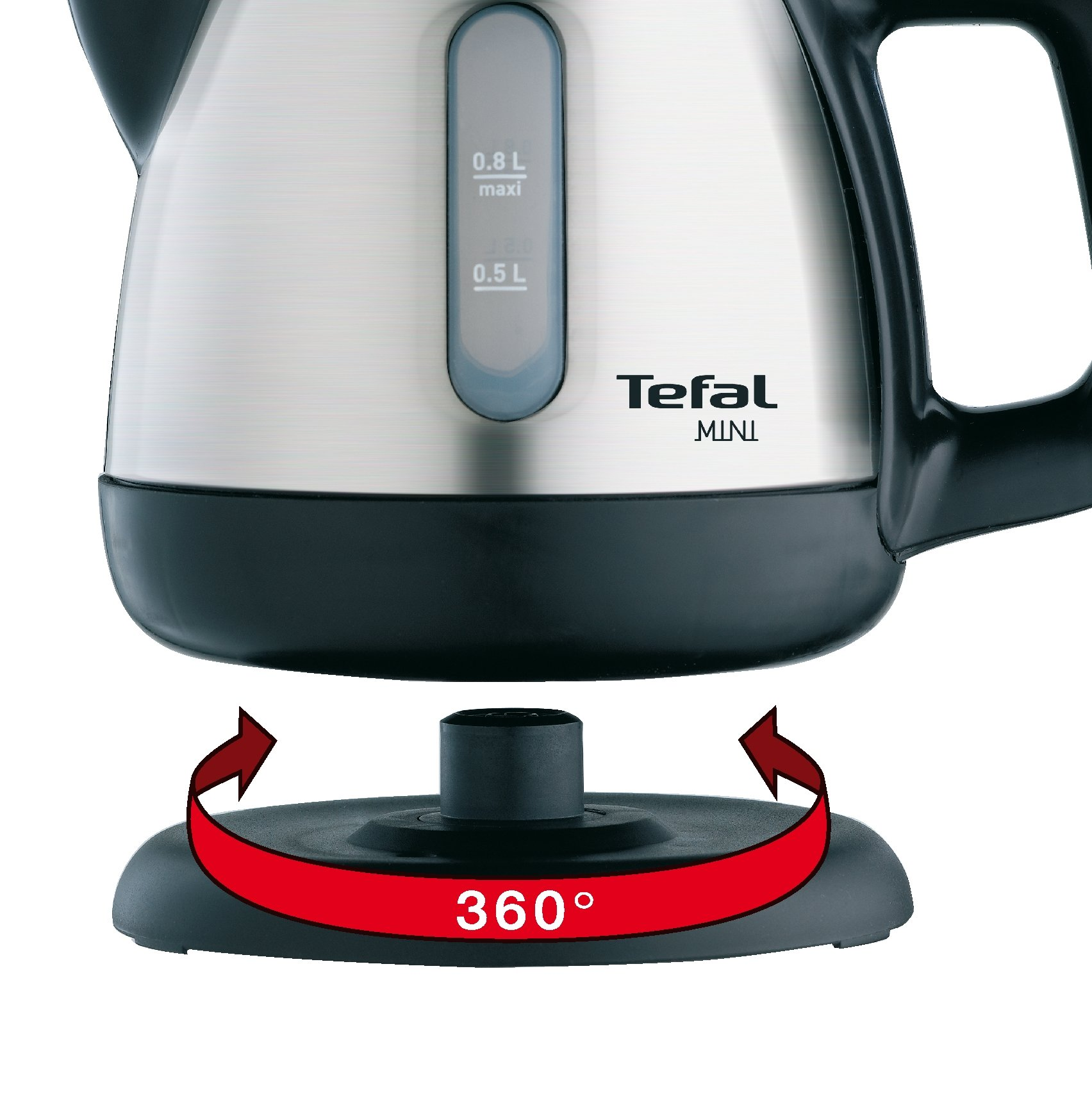 Tefal-BI-8125-Wasserkocher-Mini-08L-2200-W-Edelstahl
