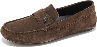 Hogan 0659L Mocassini Uomo Wrap 185 Scarpe Loafers Shoes Men