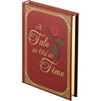 Lillian Rose Red/Gold Fairy Tale Storybook Ring Holder