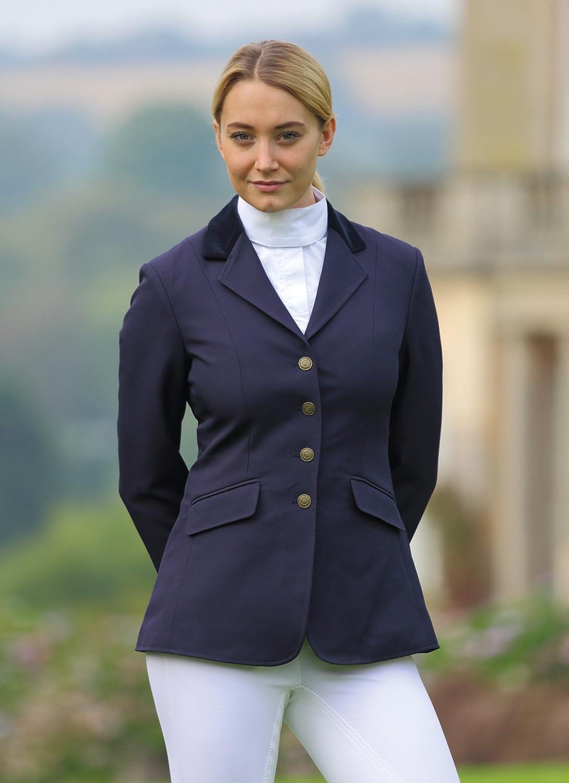 Shires Ladies Aston Show Riding Jacket All Sizes Navy, Black ...