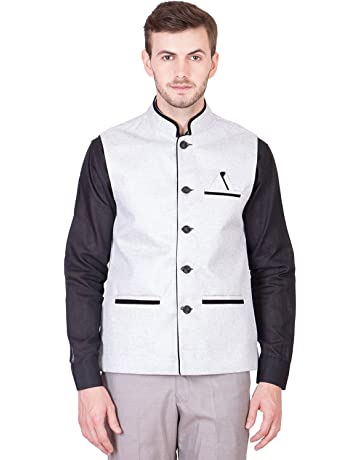 e8476cb2f Nehru Jacket: Buy Ethnic Jackets online at best prices in India ...